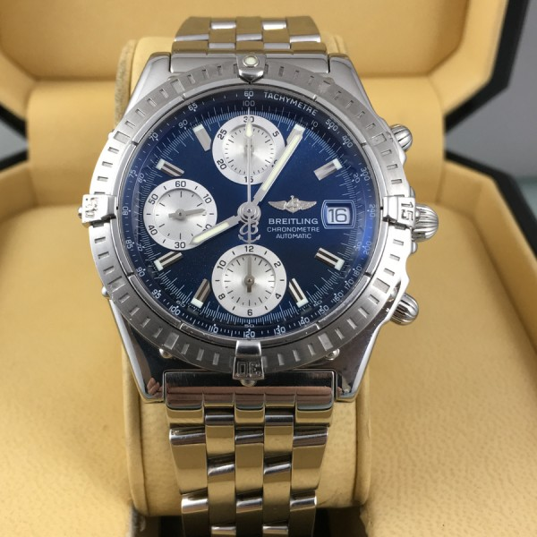 Top Condition Breitling Chronomat Automatic Ref A13352